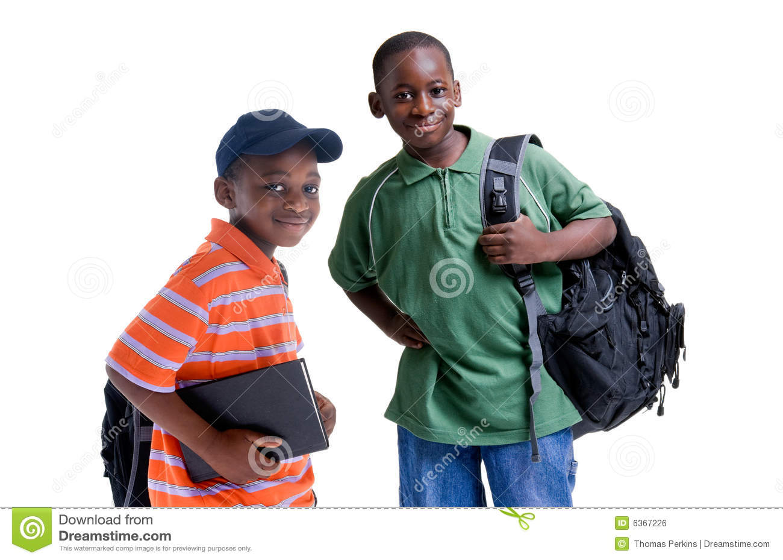 черные студенты