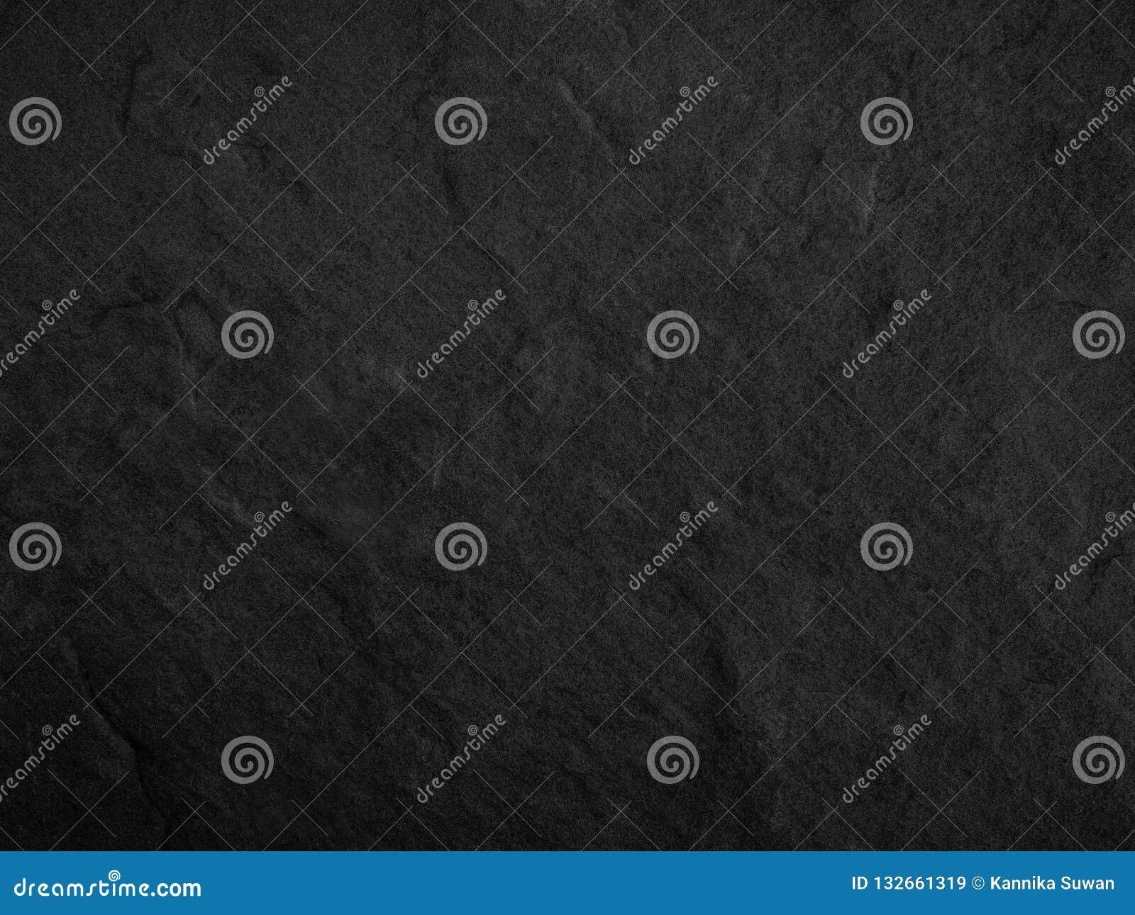Черный камень, предпосылка текстуры шифера