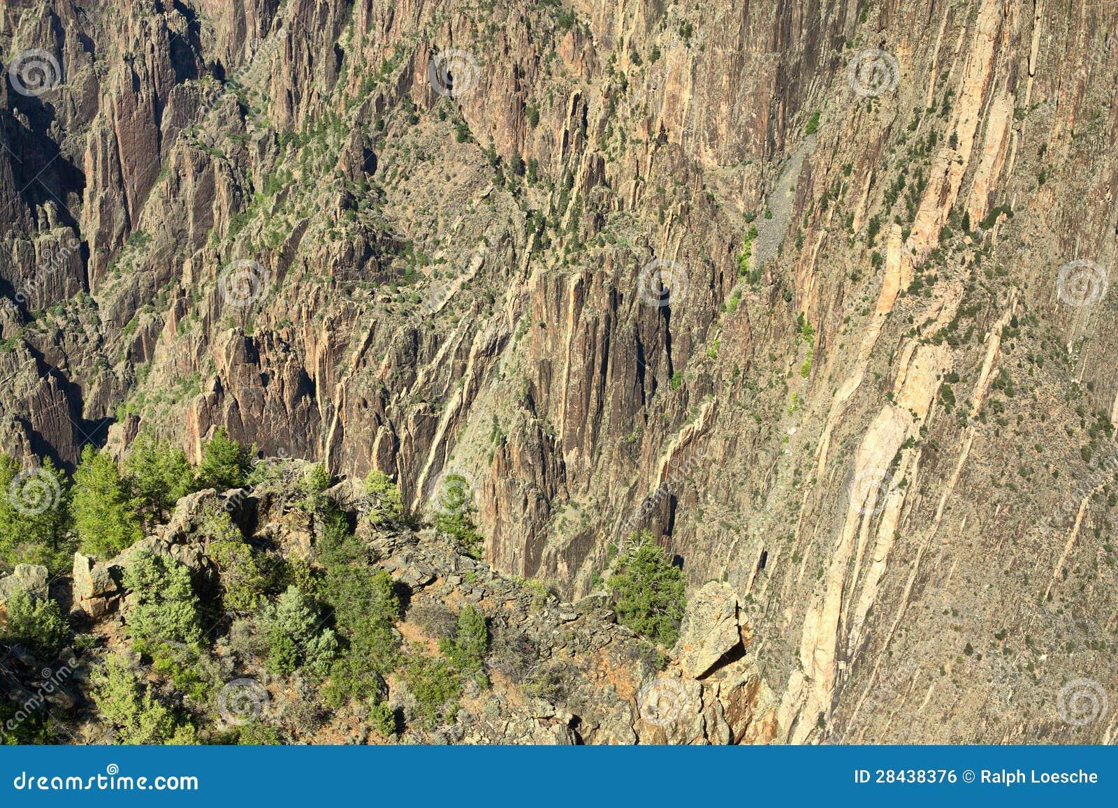Черный каньон