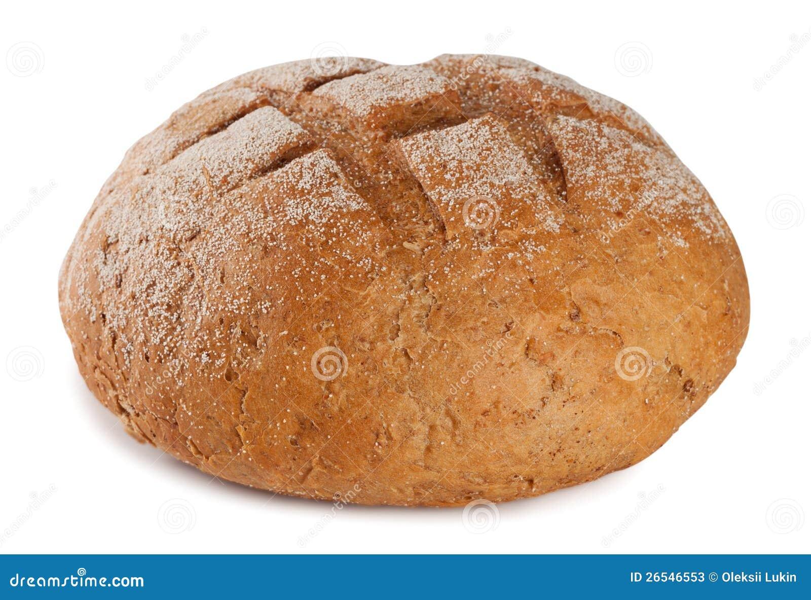 круглый хлеб фото