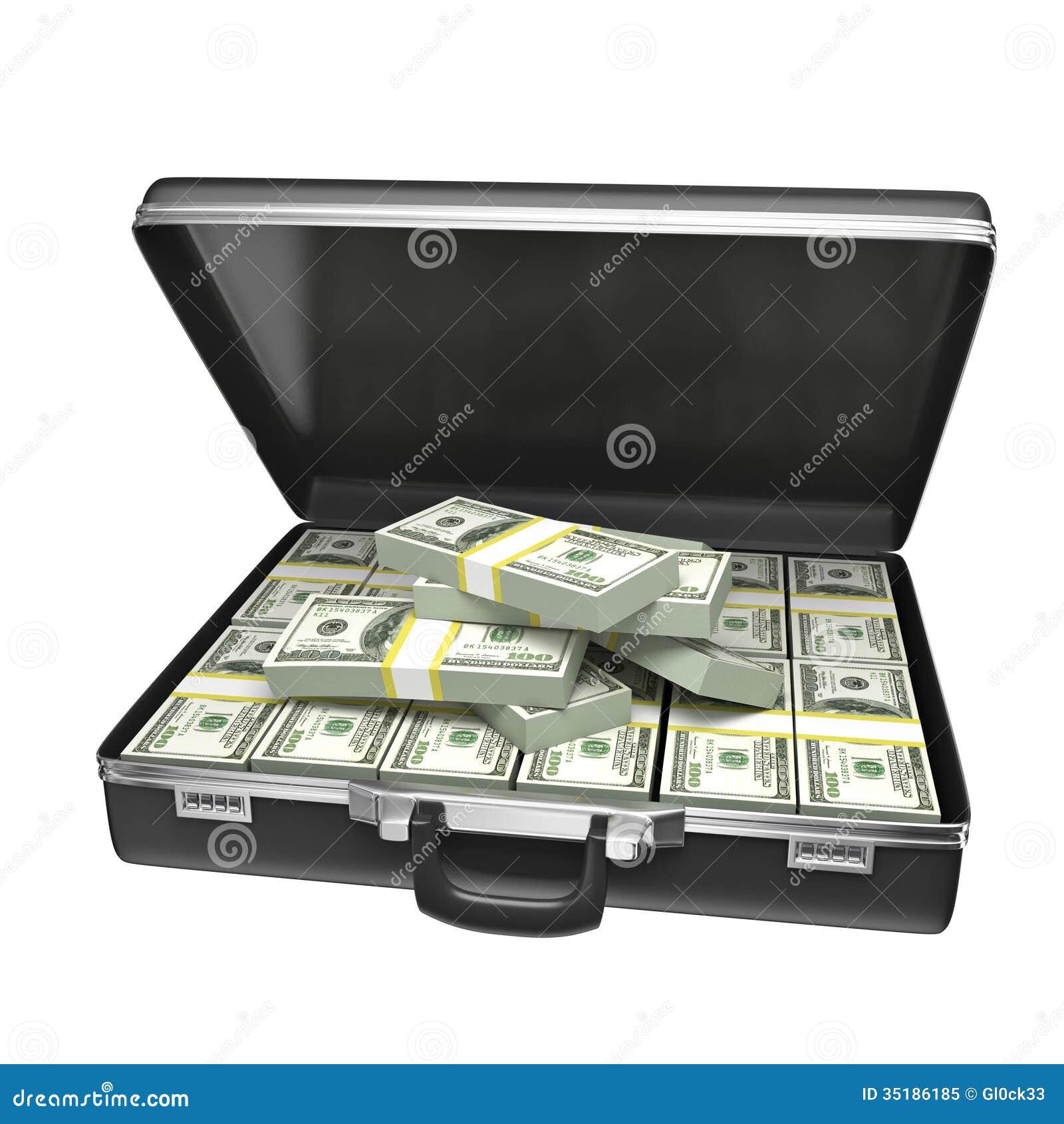 Черный случай с деньгами