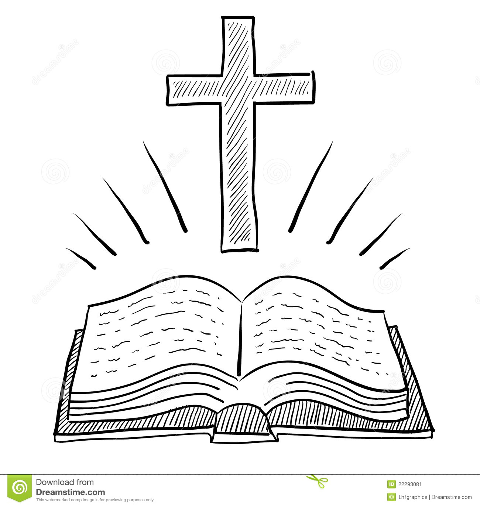Рисунки карандашом христианские