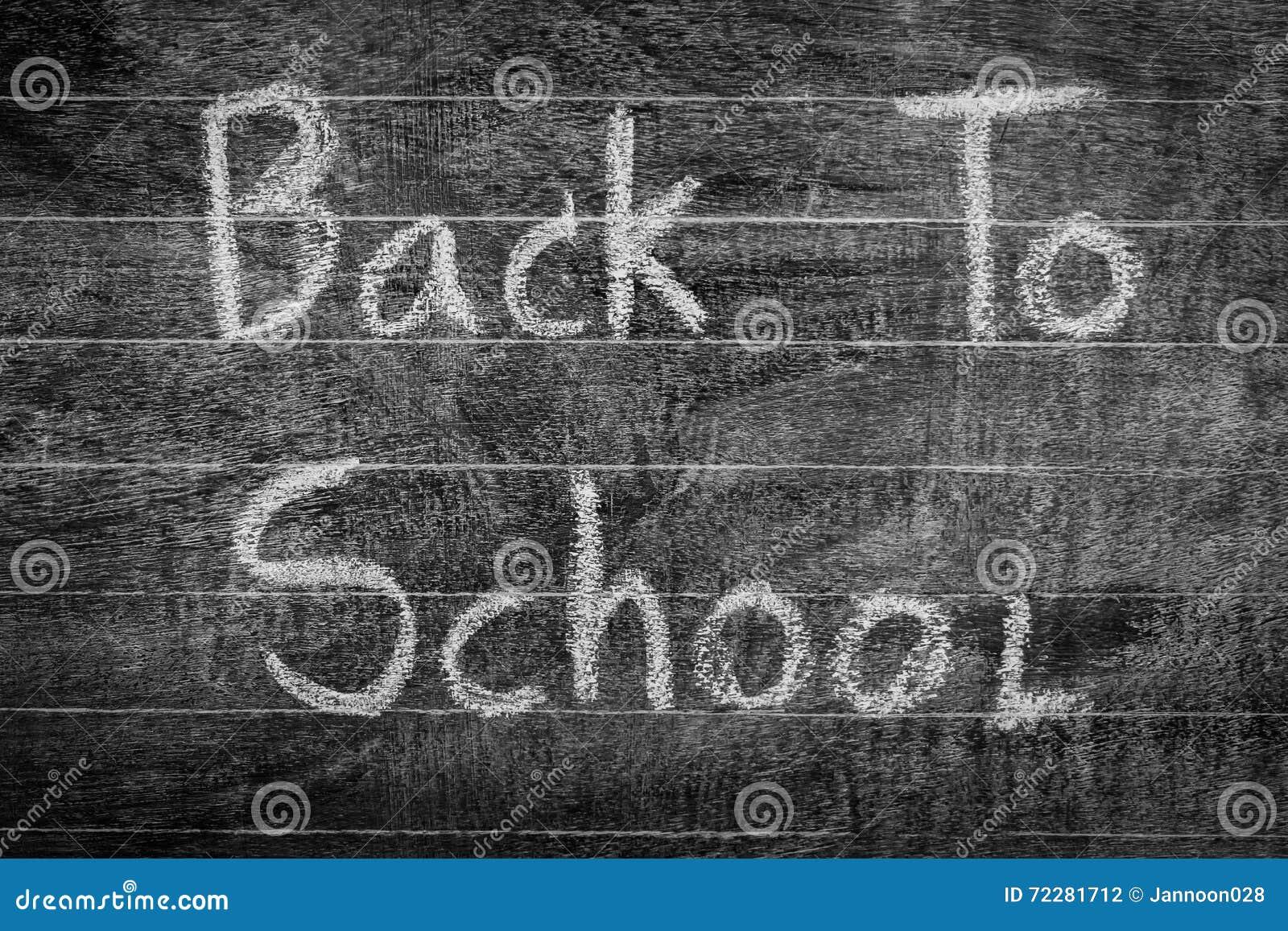 Download Чертеж от руки назад к школе на доске, фильтрованном Pr изображения Стоковое Фото - изображение насчитывающей материалы, пуль: 72281712