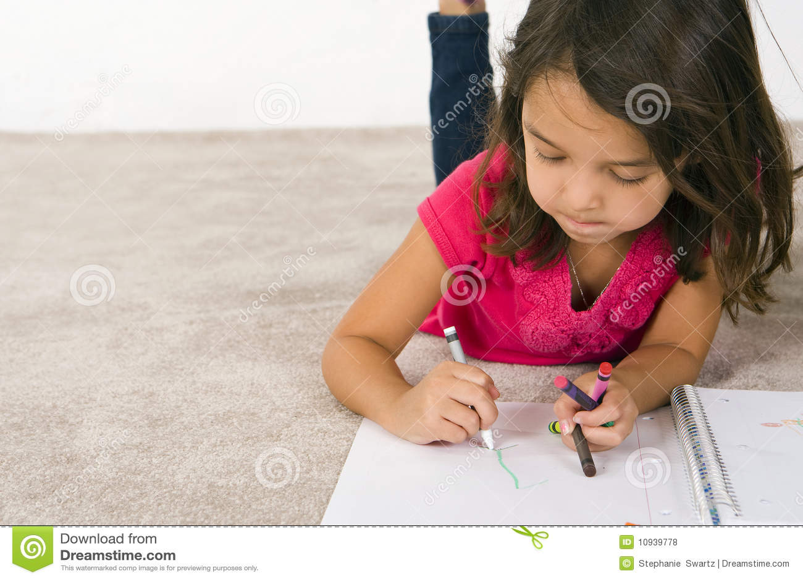чертеж ребенка