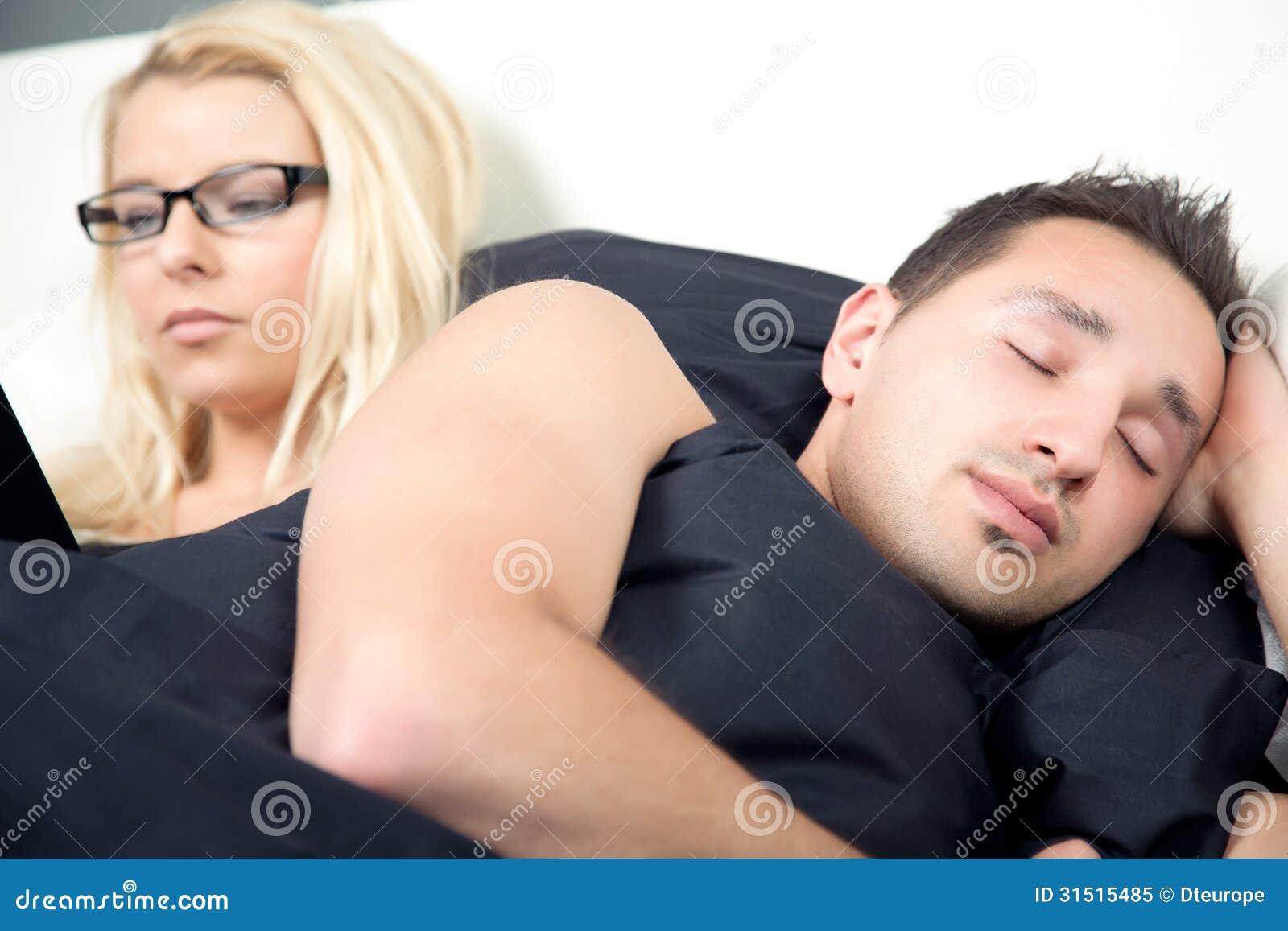 С женой в кровате фото 3 фотография