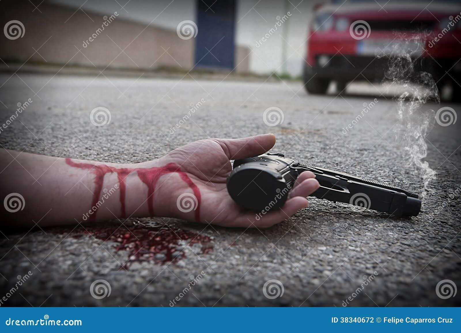 Картинка убитый мужчина