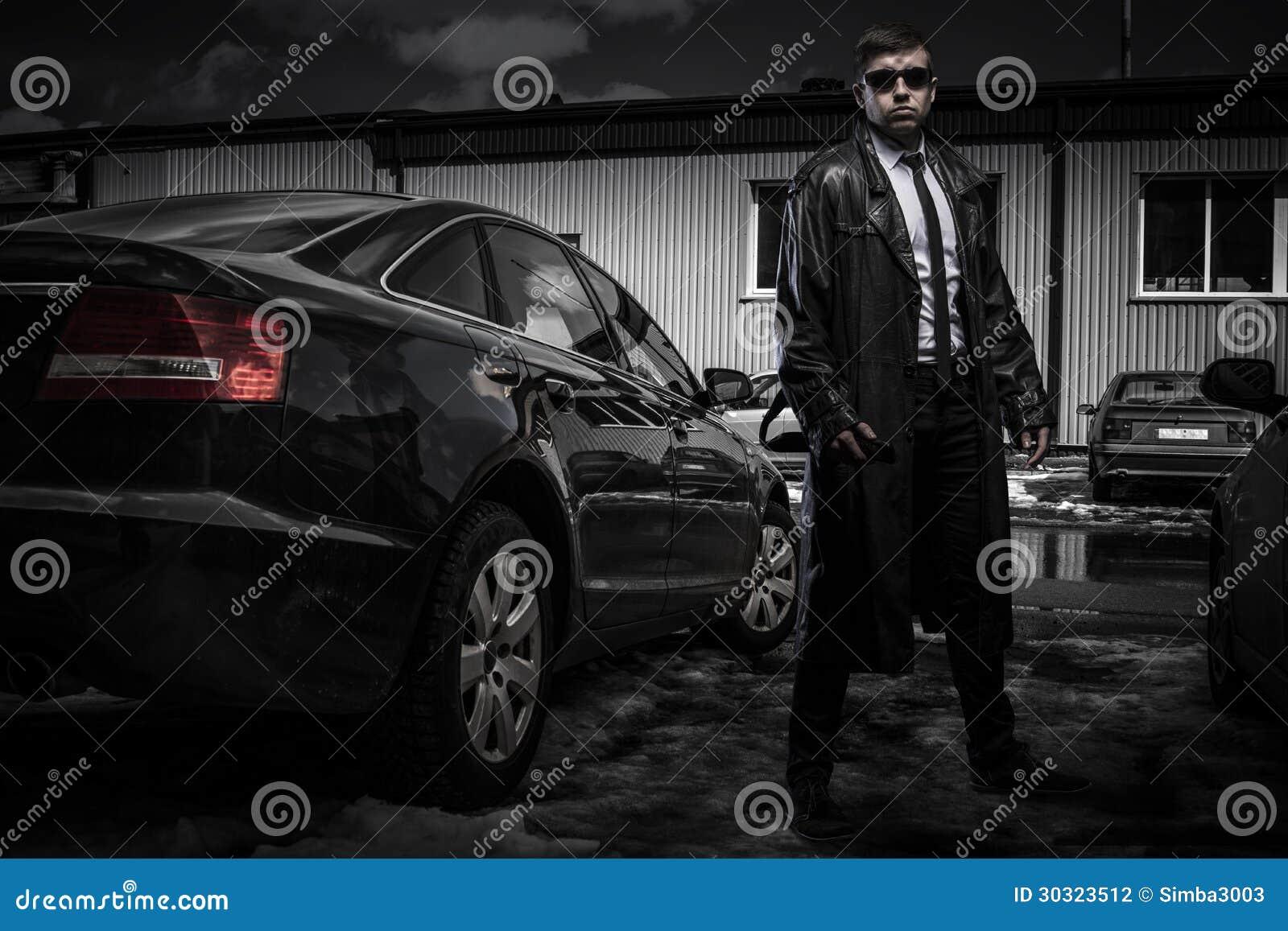 Человек тайного агента