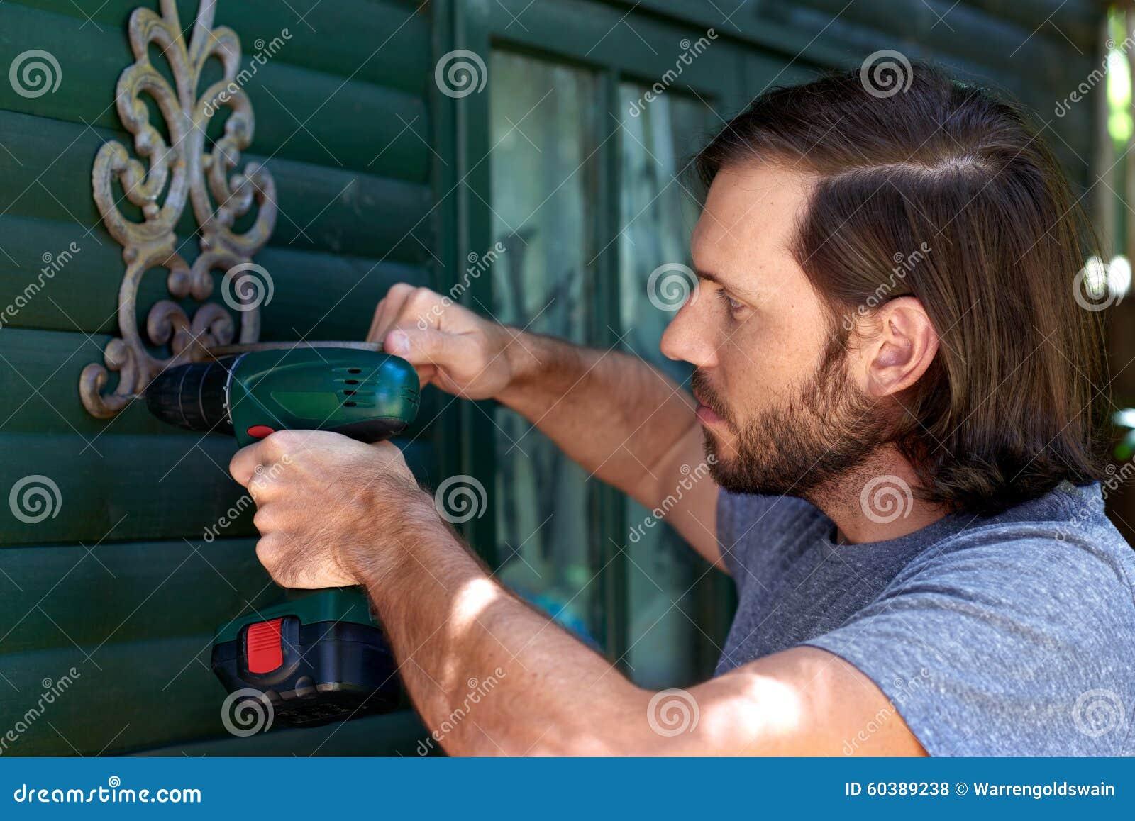 Человек DIY