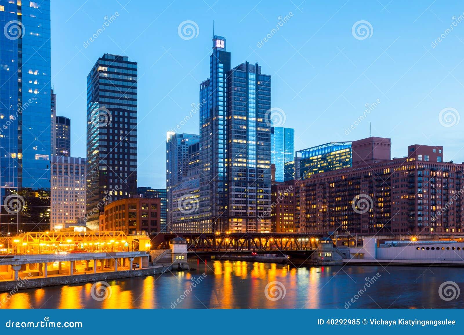 Чикаго городской