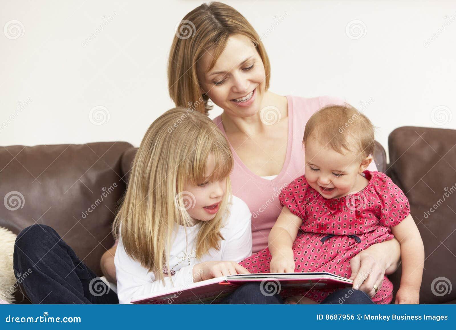 чтение мати дочей книги