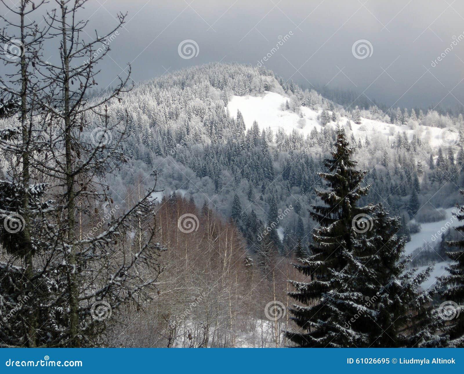 Чудесный ландшафт #5 горы