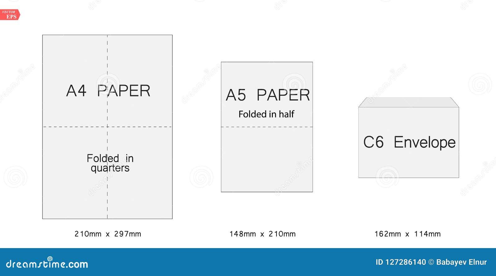 Развертка конверта в векторе