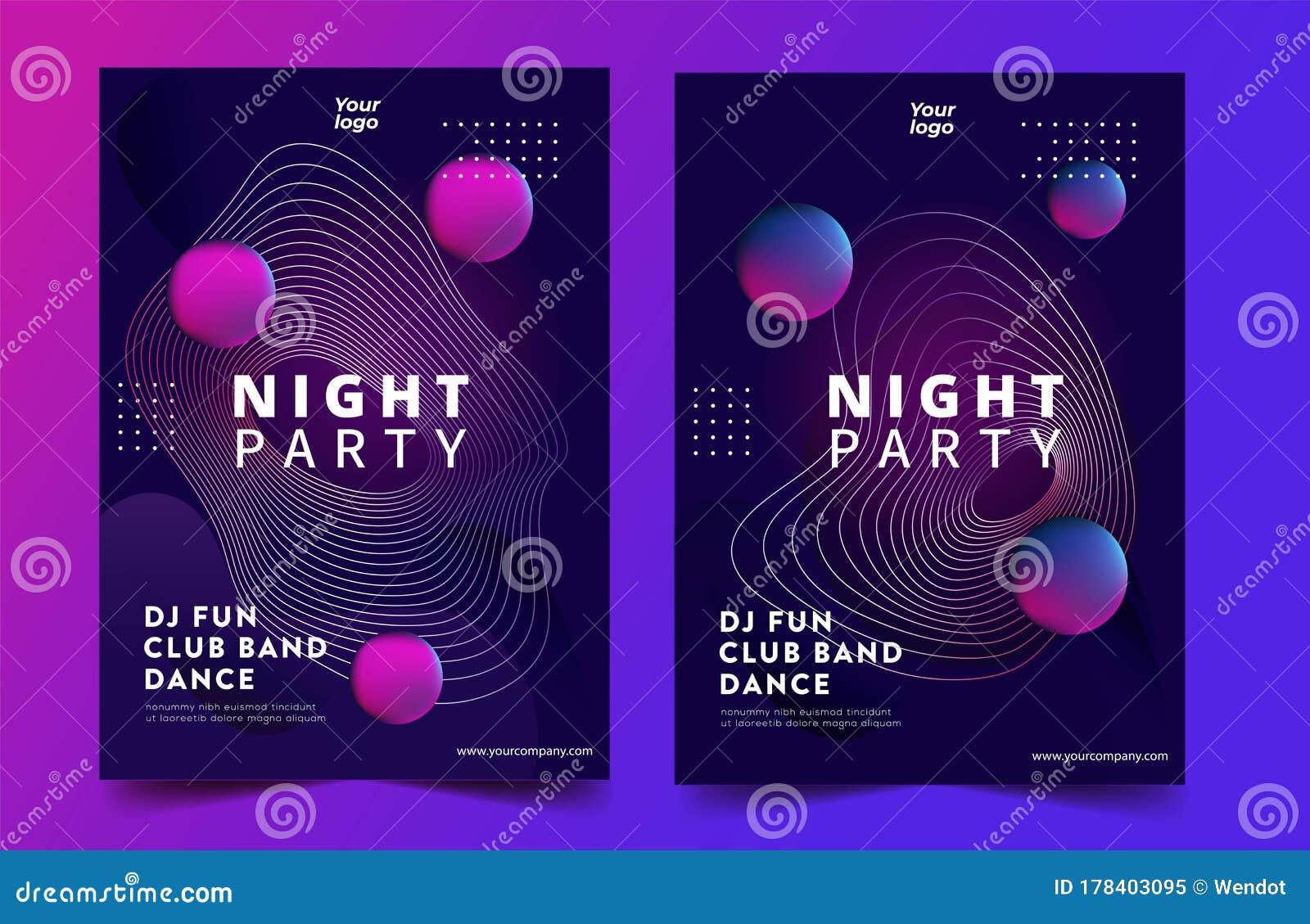 макеты ночных клубов