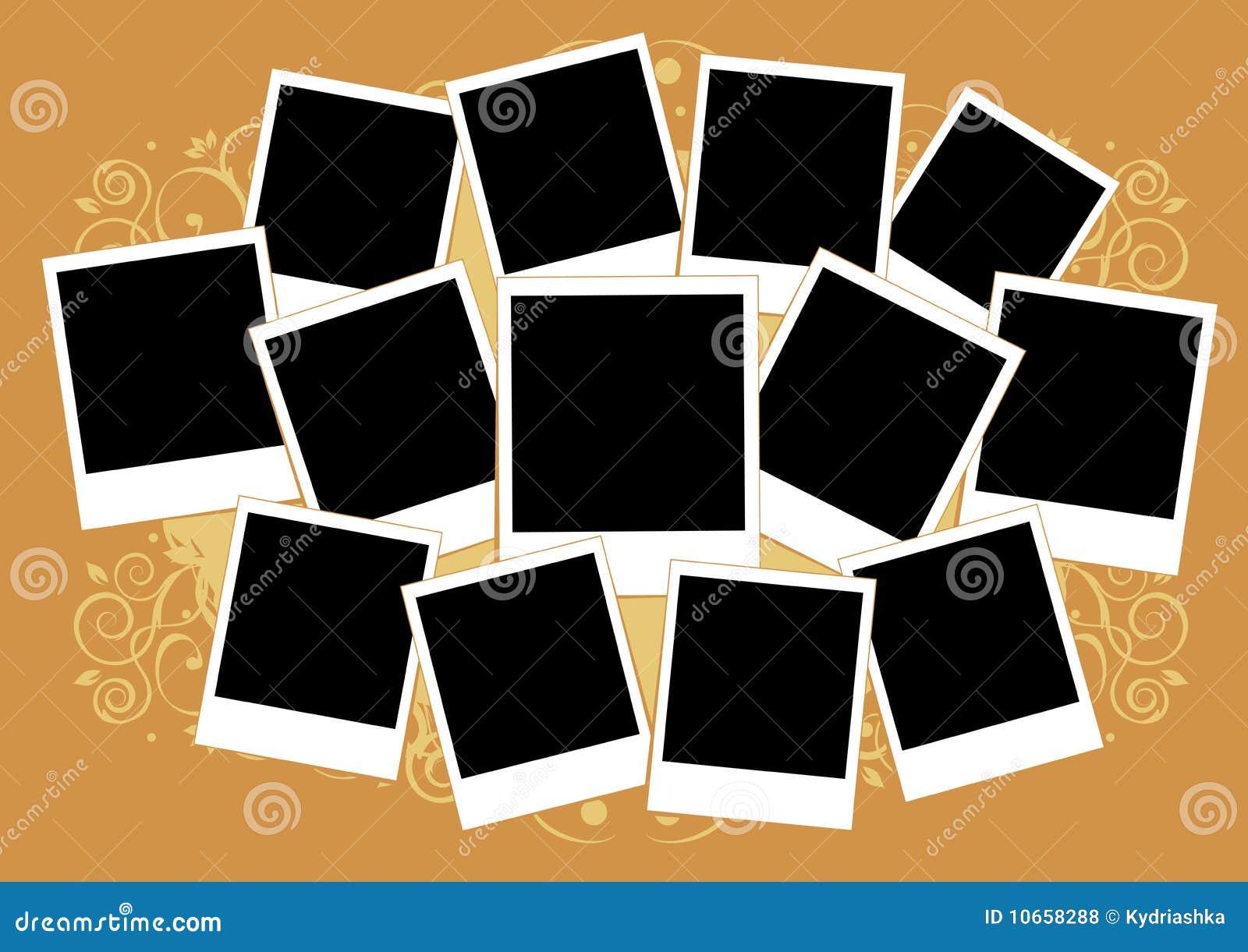 Скачать шаблон для коллажа фотографий