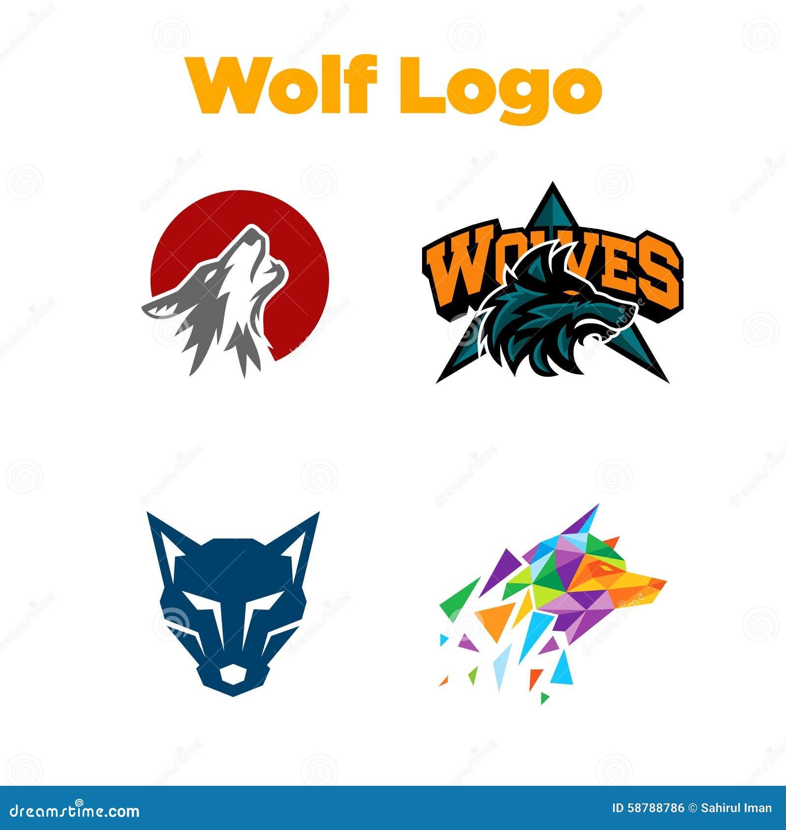 Wolf Logo Free Vector Art  20580 Free Downloads  Vecteezy