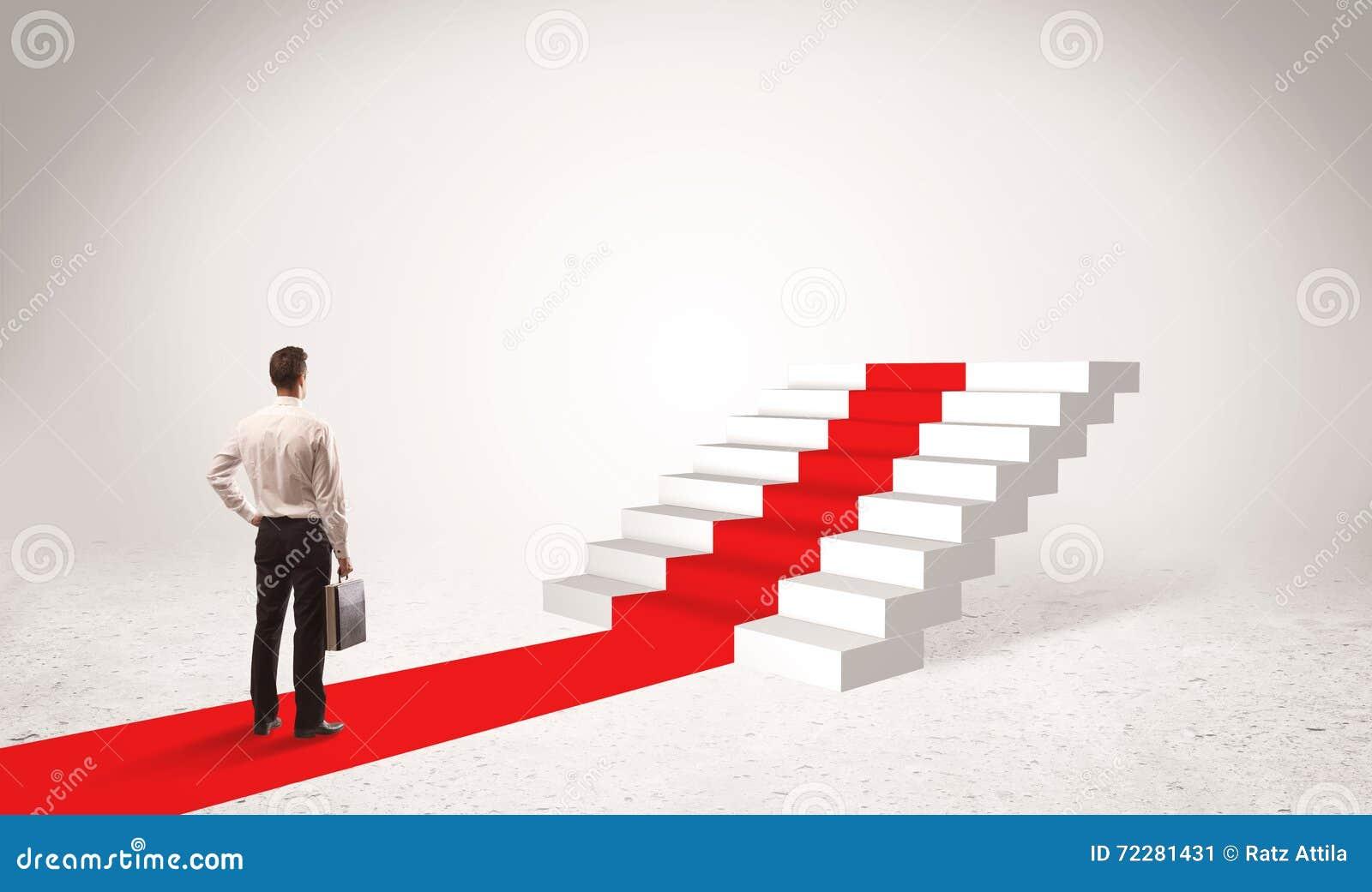 Download Шаги к концепции успеха с бизнесменом Стоковое Изображение - изображение насчитывающей agronomist, удерживание: 72281431