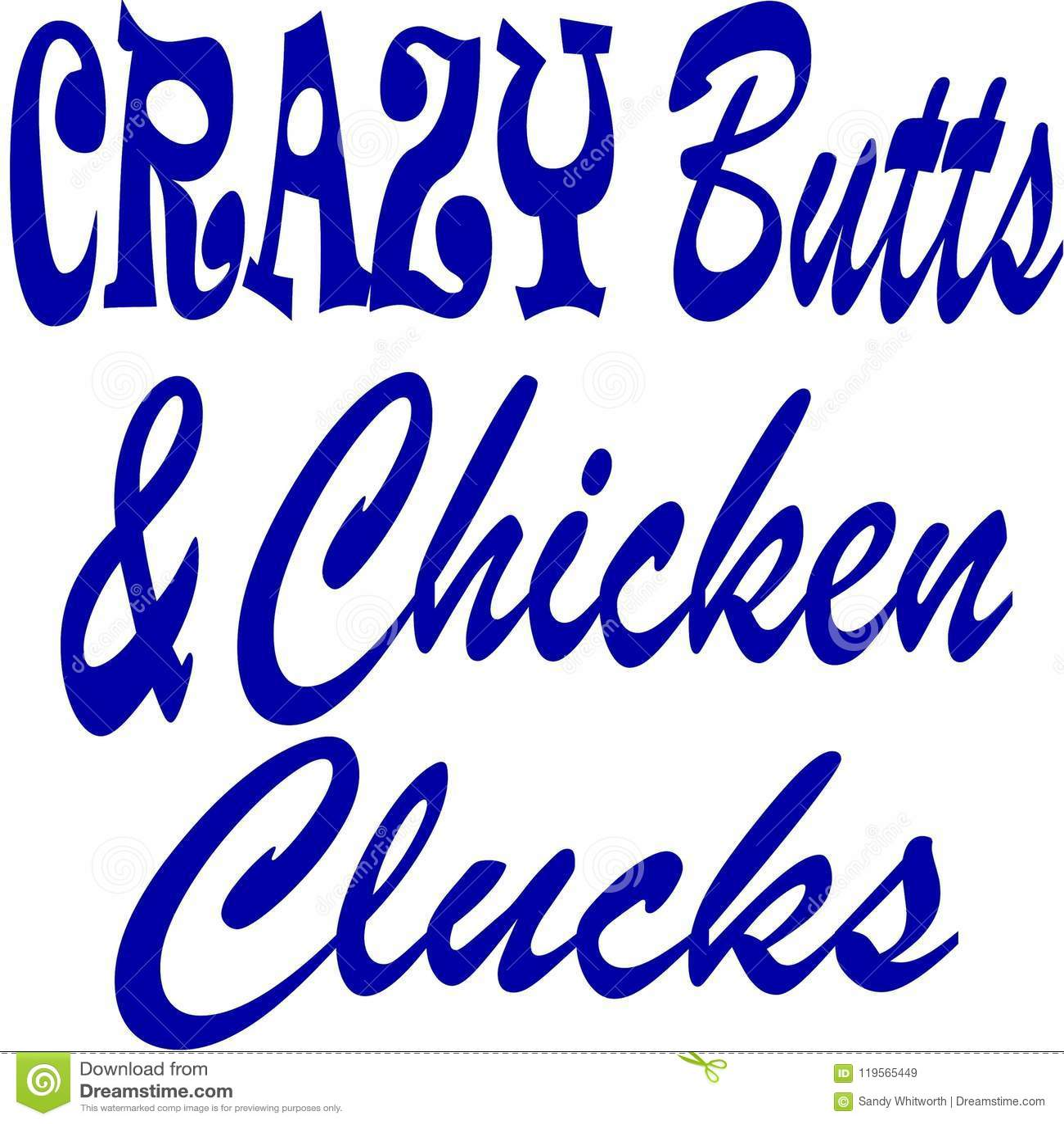 Шальные батты и кудахтанья цыпленка