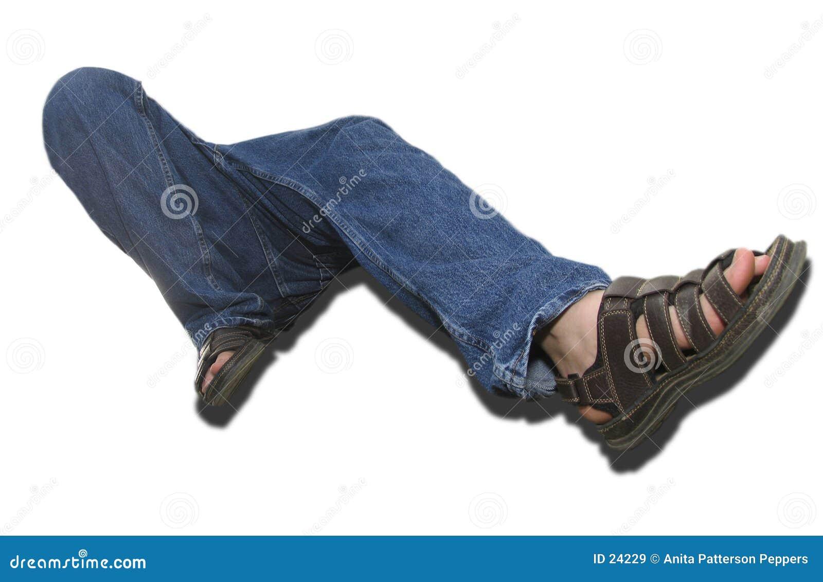 шальные ноги