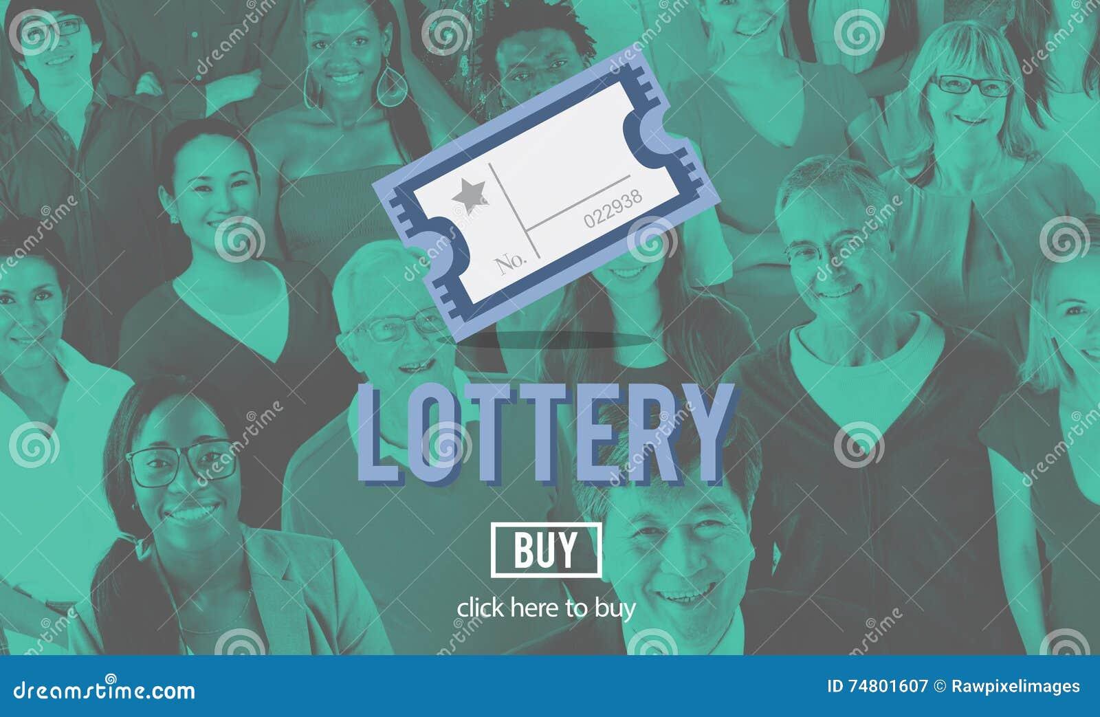 Шанс лотереи играя в азартные игры удачливая концепция игры риска