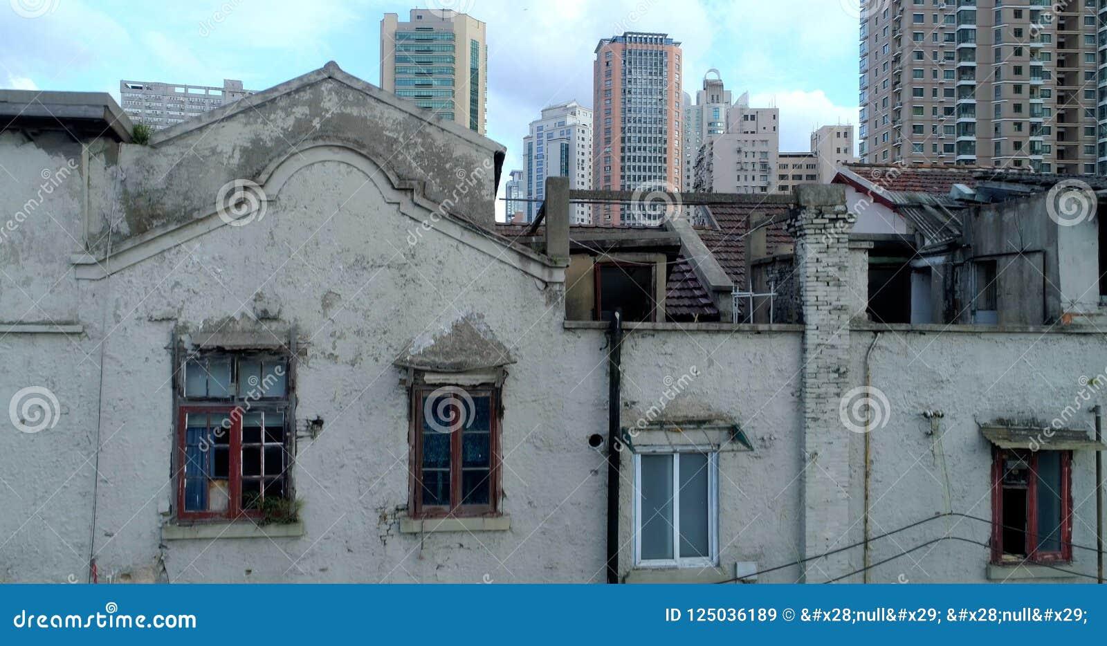 Шанхай - всегда изменяя город