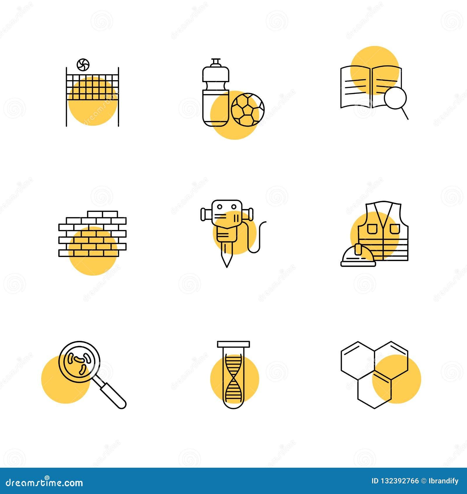 шарик залпа, сеть, шарик, кирпичи, стена, jackhammer, работа