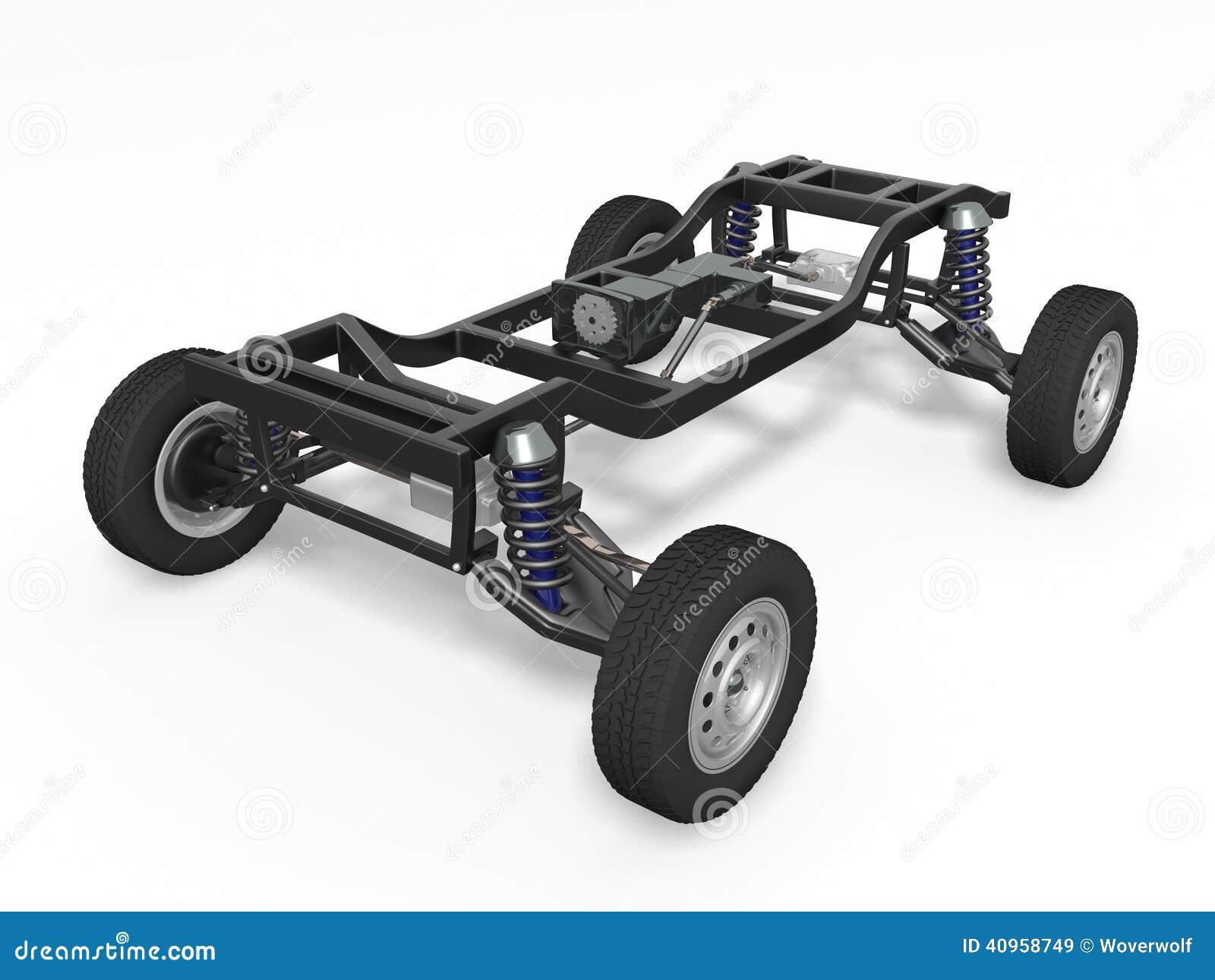 Шасси автомобиля
