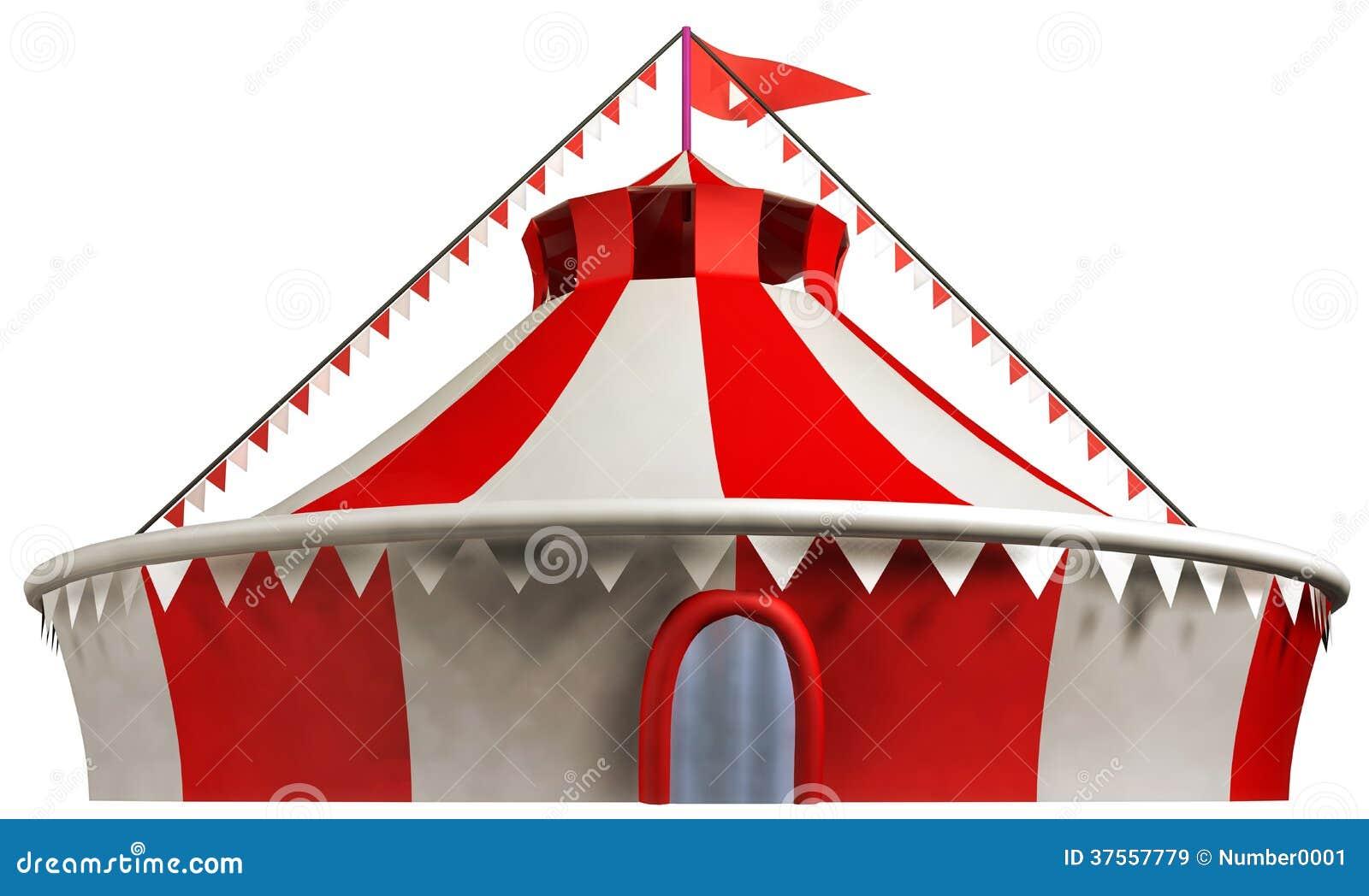 Шатер цирка