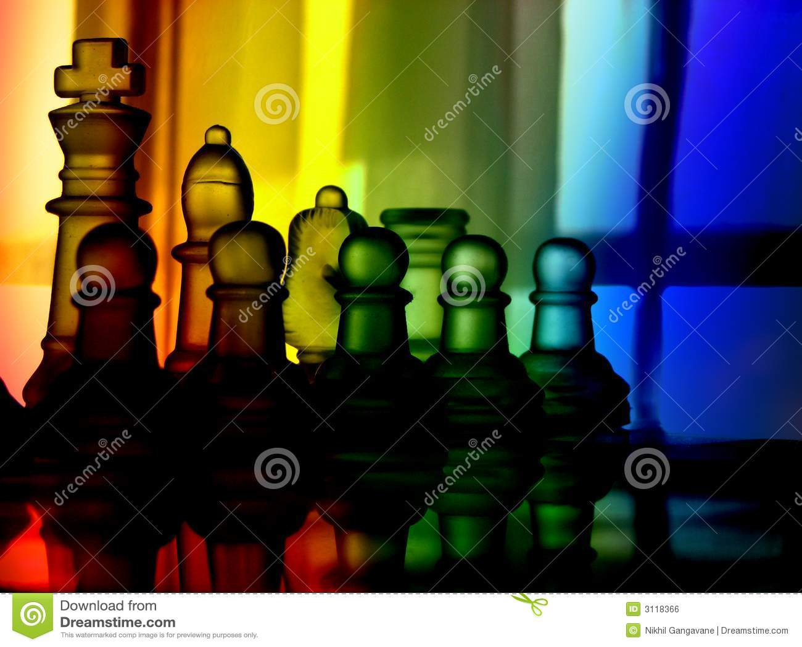 шахмат цветастый