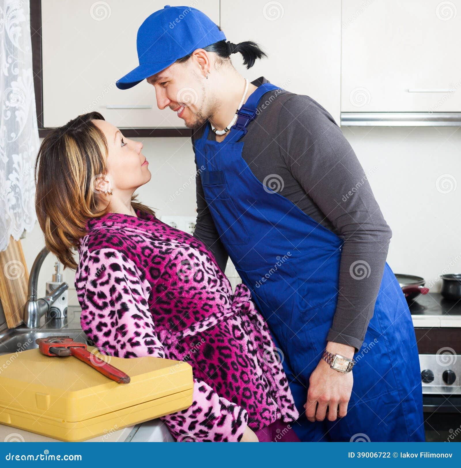 Слесарь и домохозяйка 4 фотография