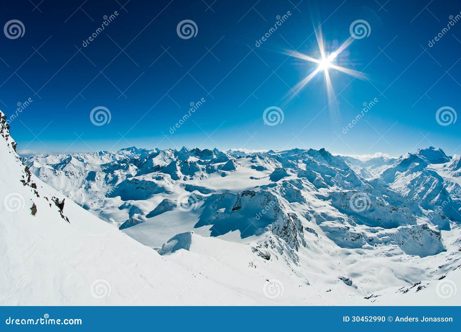 Швейцарец Альпы