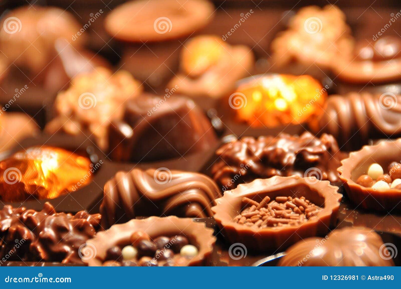 швейцарец шоколада