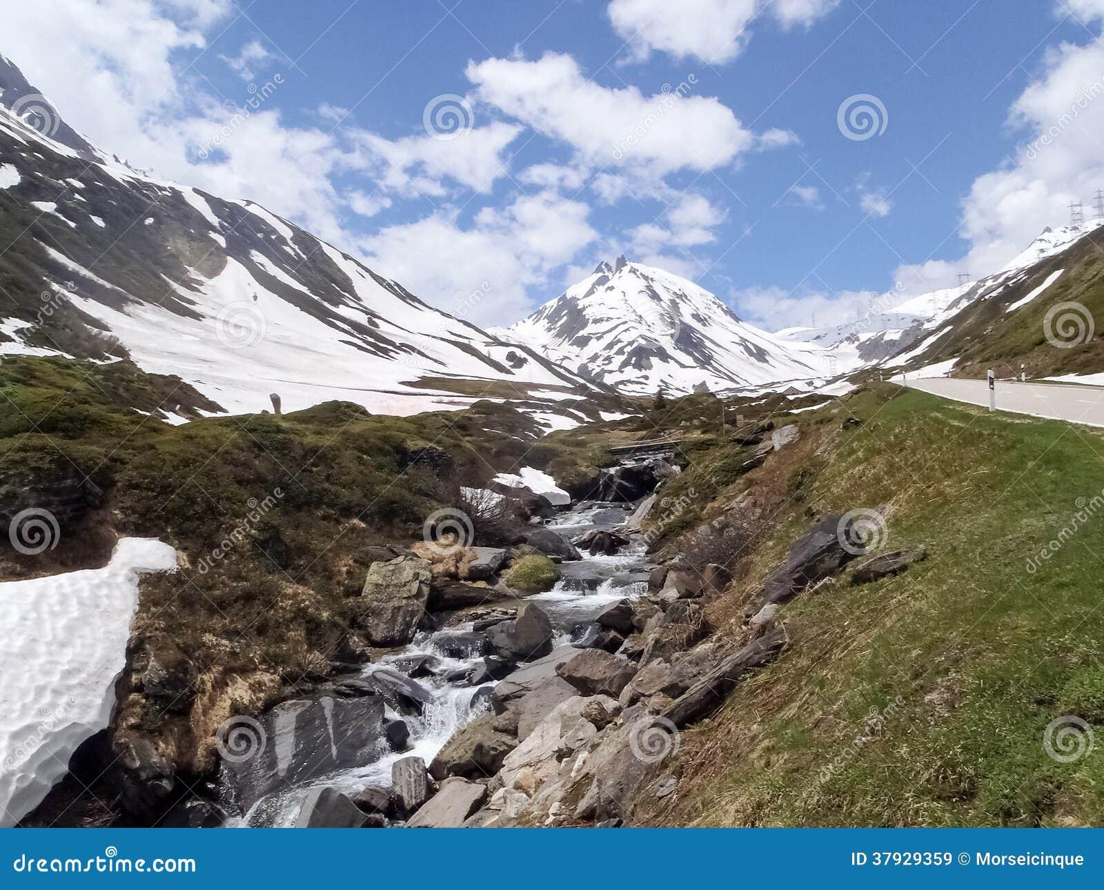 Швейцария 2013 - пропуски путешествия высокогорные