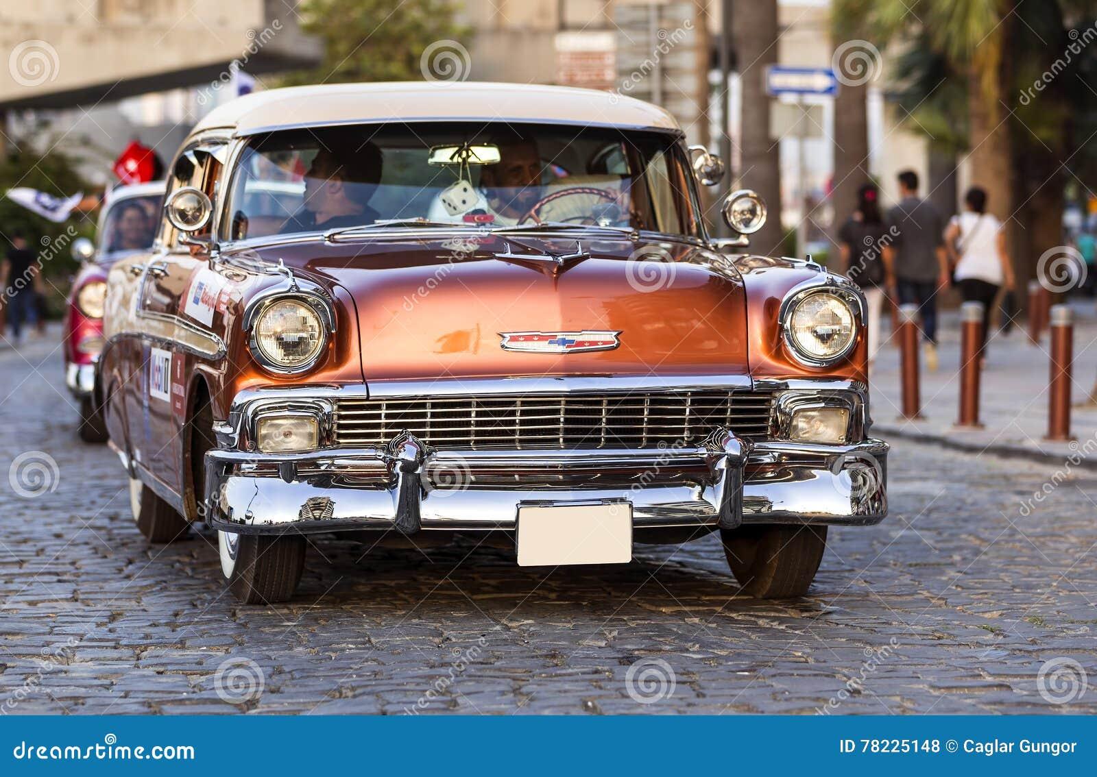 Шевроле 1956 Bel Air Hardtop