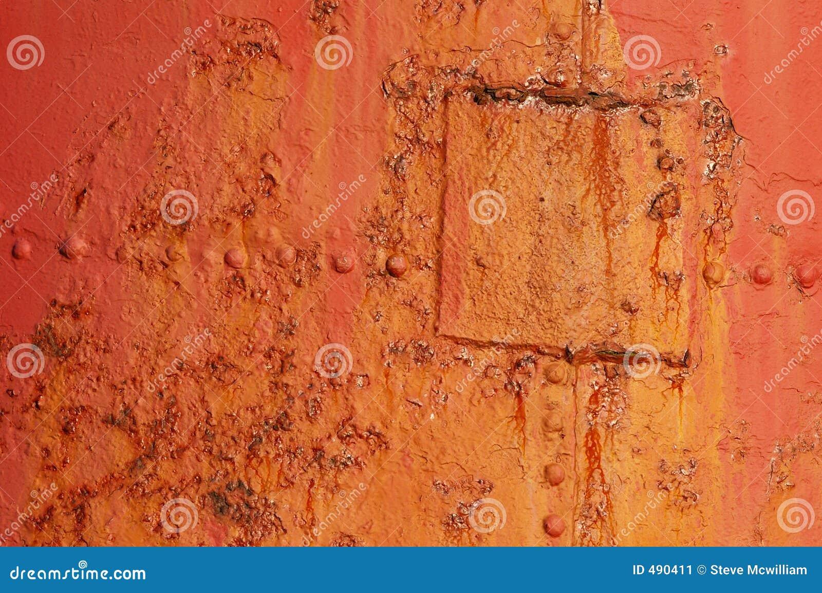 шелушась краска 13