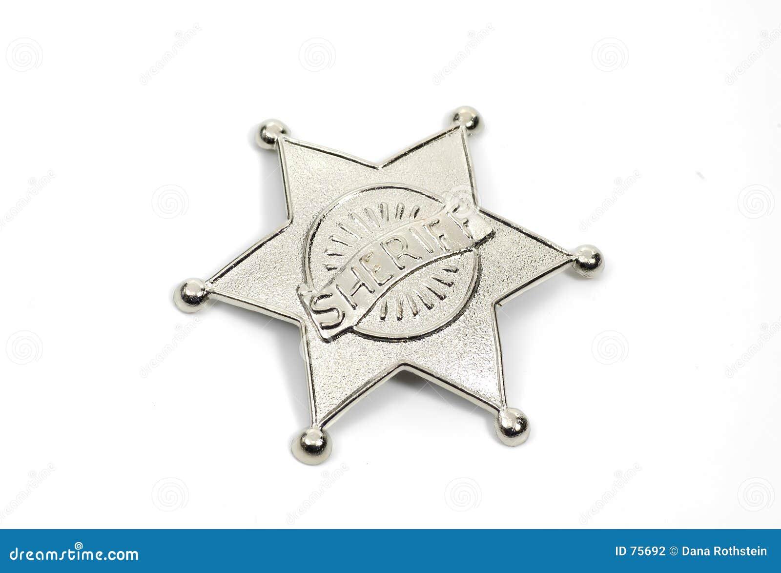 шерифы значка