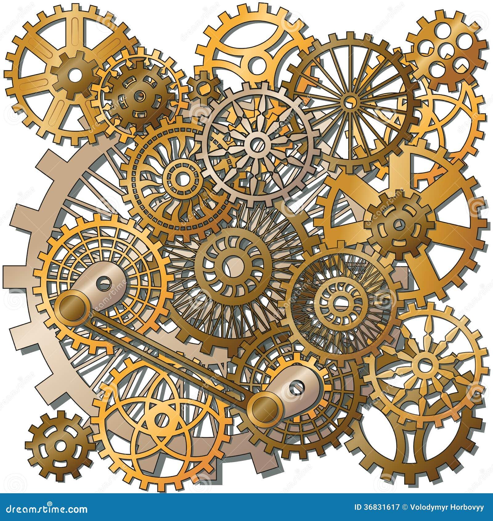 Рисунок механизмов