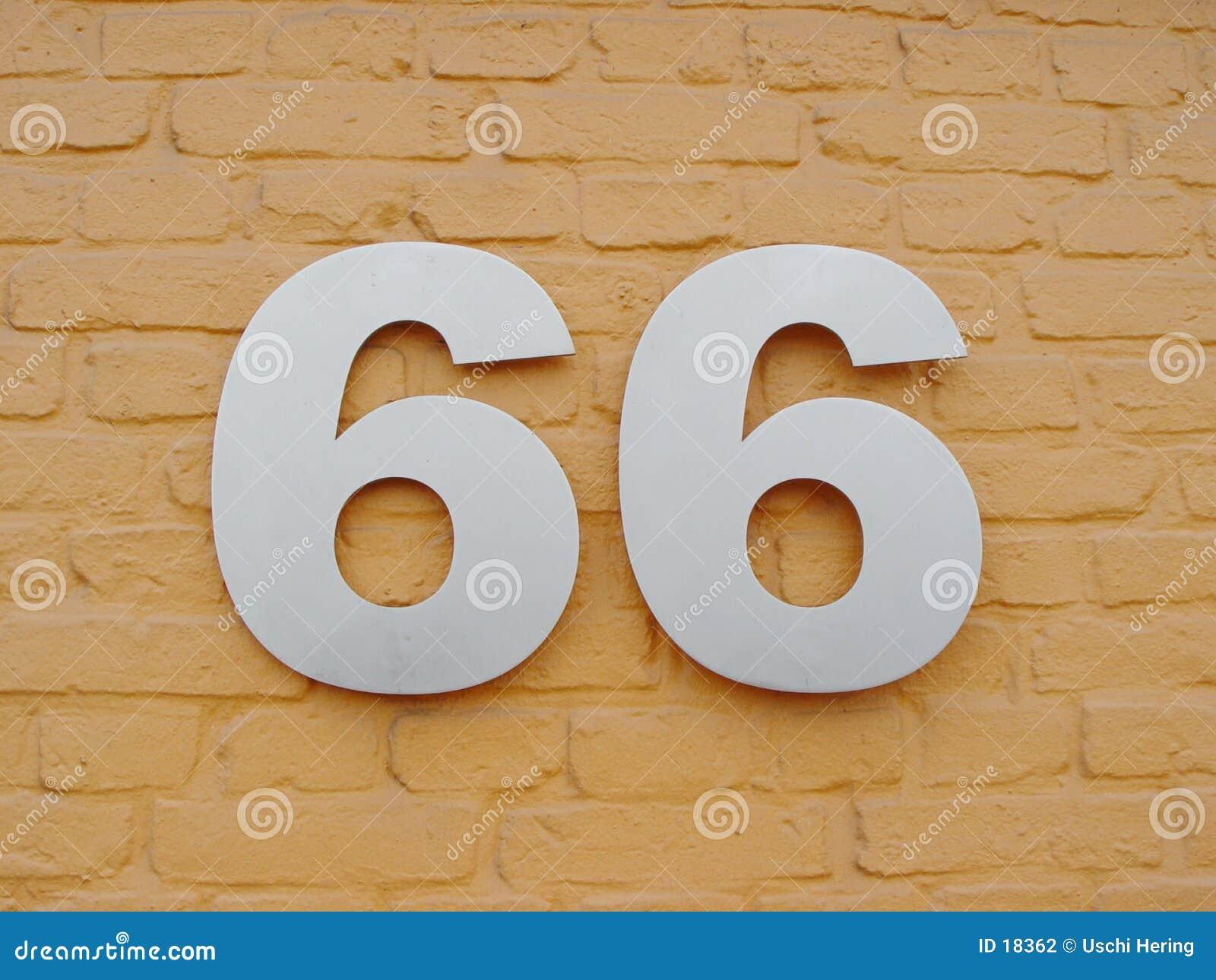 шестьдесят шесть