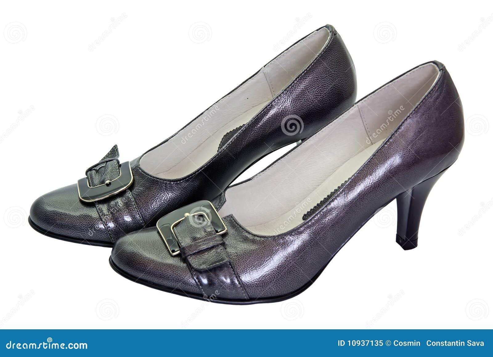 шикарная женщина ботинок
