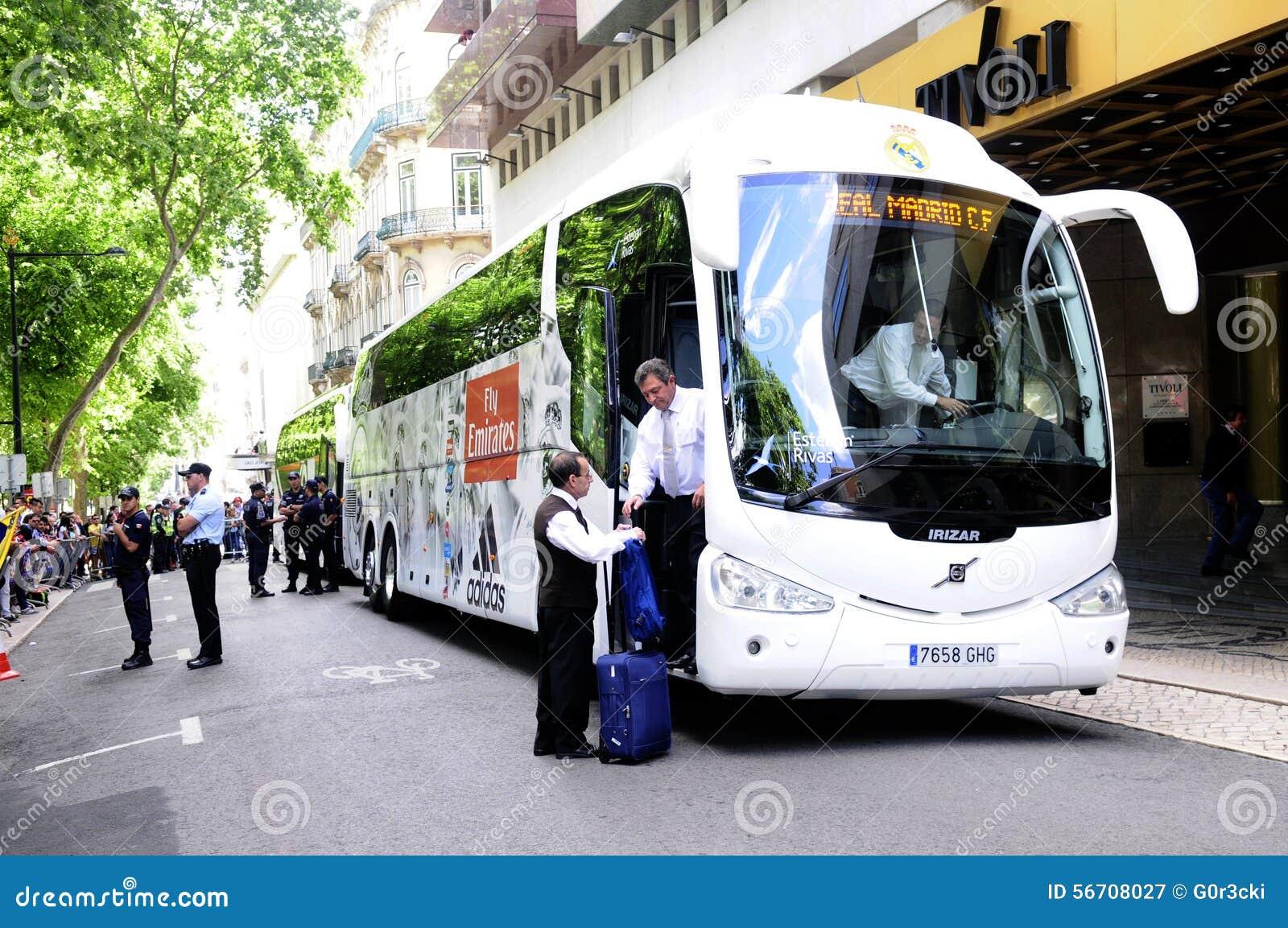Шина футбольной команды Real Madrid профессиональная