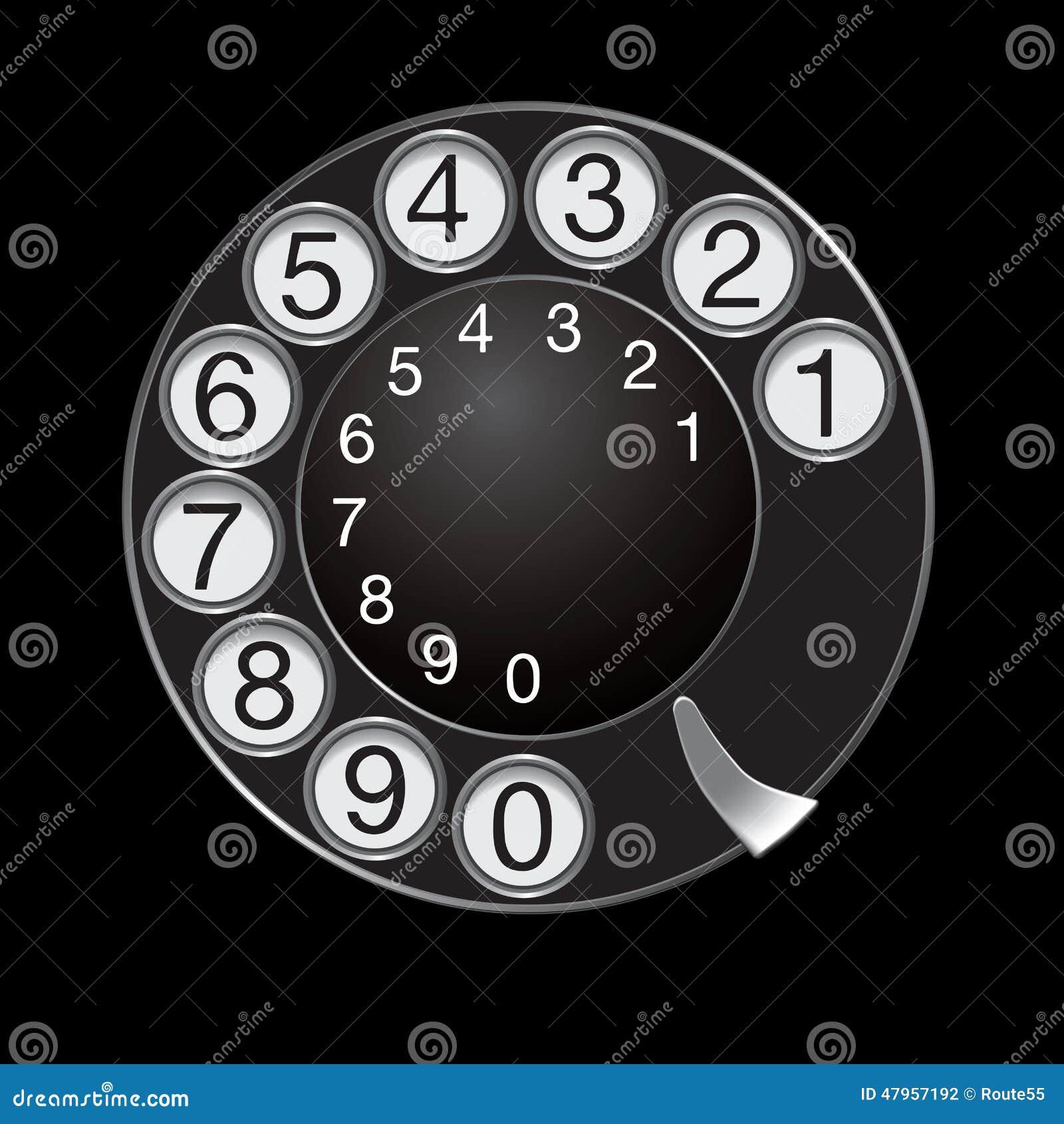 Шкала телефона