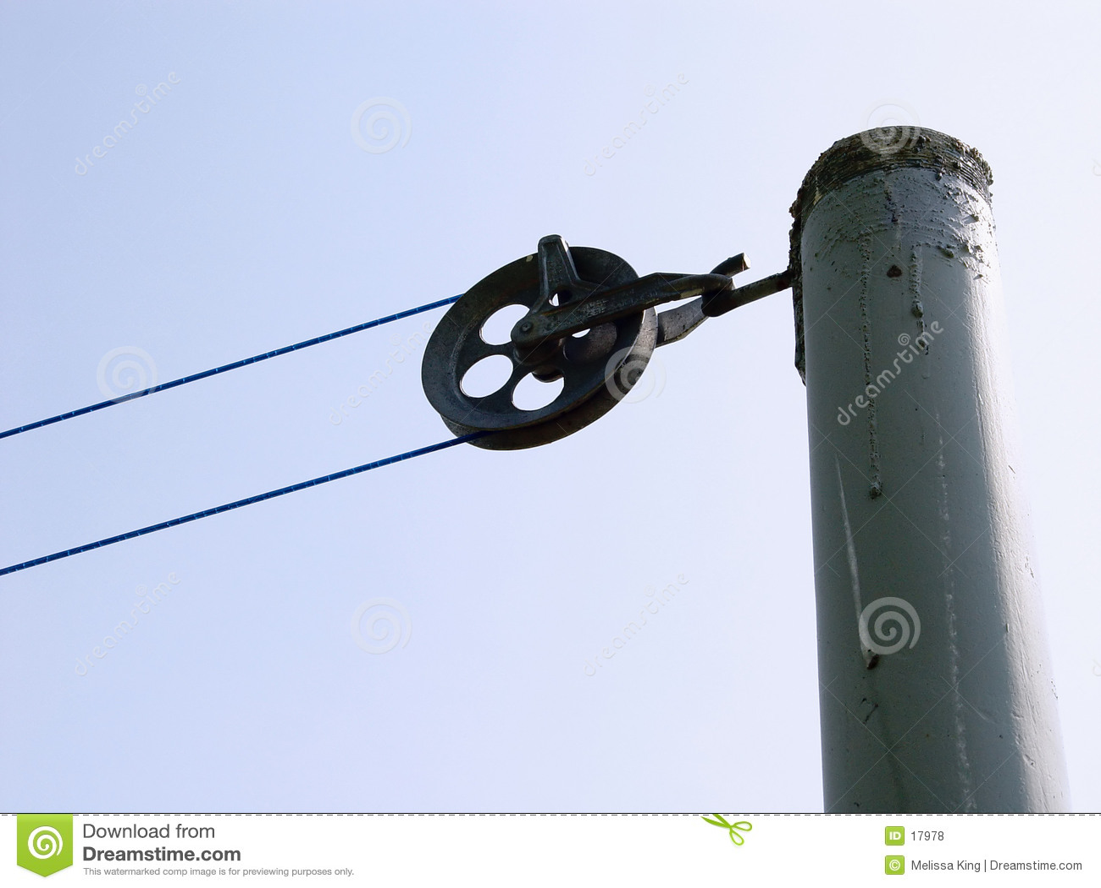 шкив clothesline