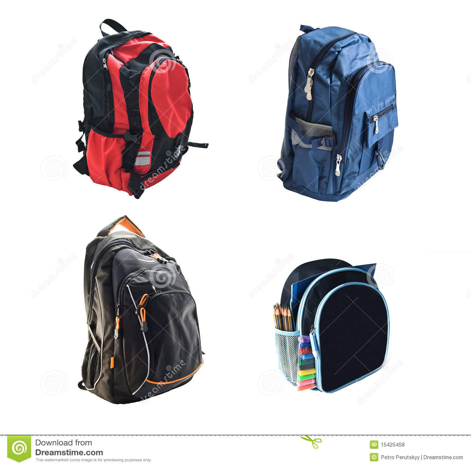 школа backpacks