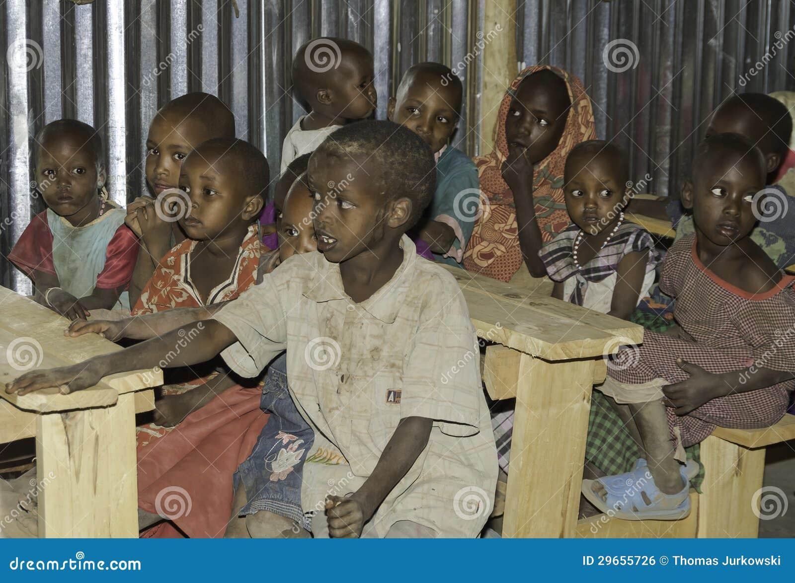 Школа Maasai