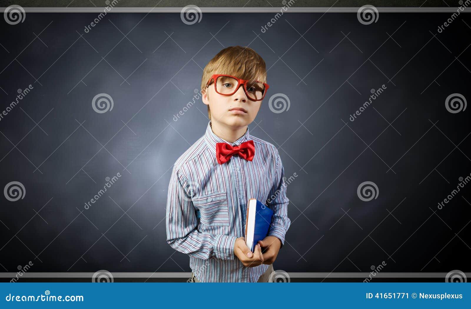 школьник франтовской