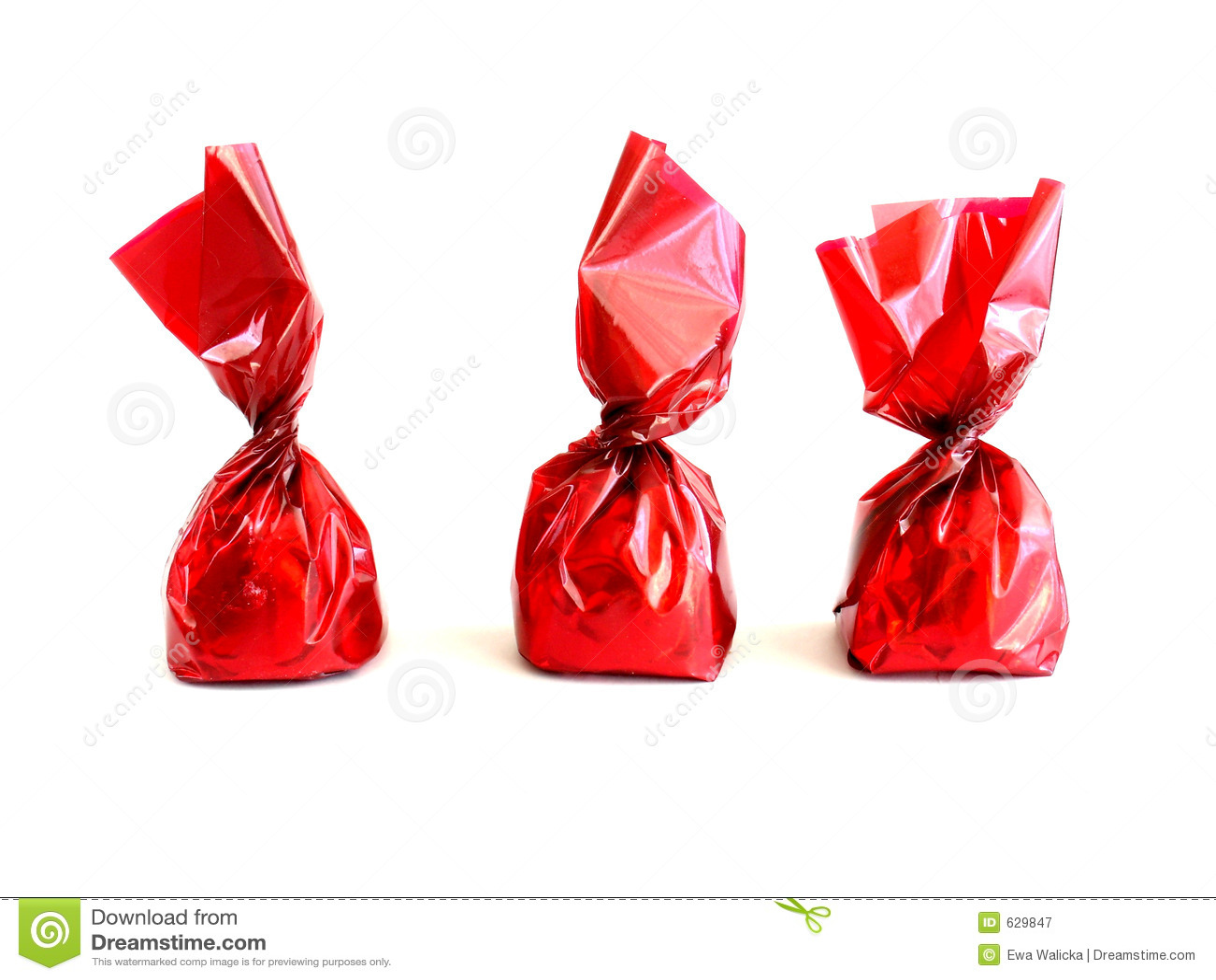 Download шоколады красные стоковое изображение. изображение насчитывающей valentines - 629847