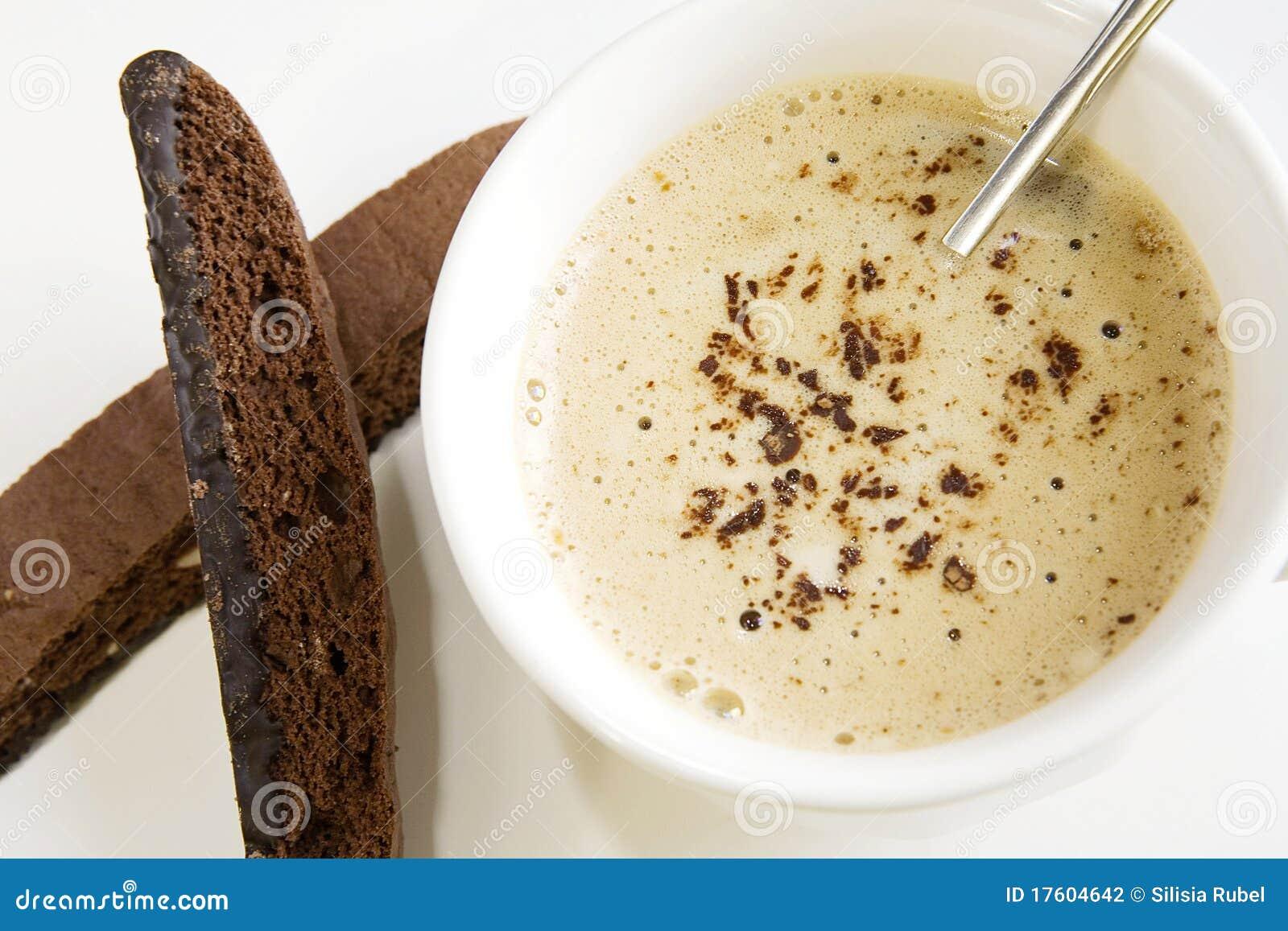 шоколад biscotti горячий