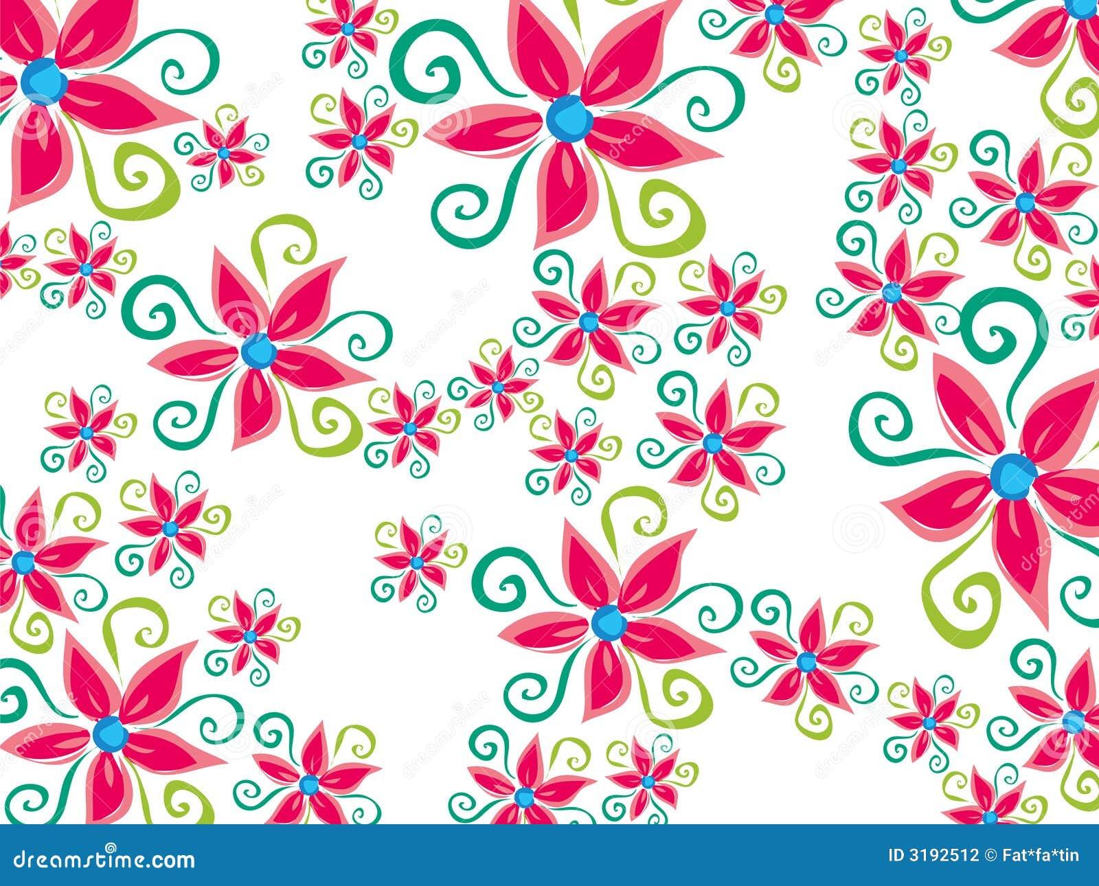 шпунтовое цветка маргаритки в стиле фанк