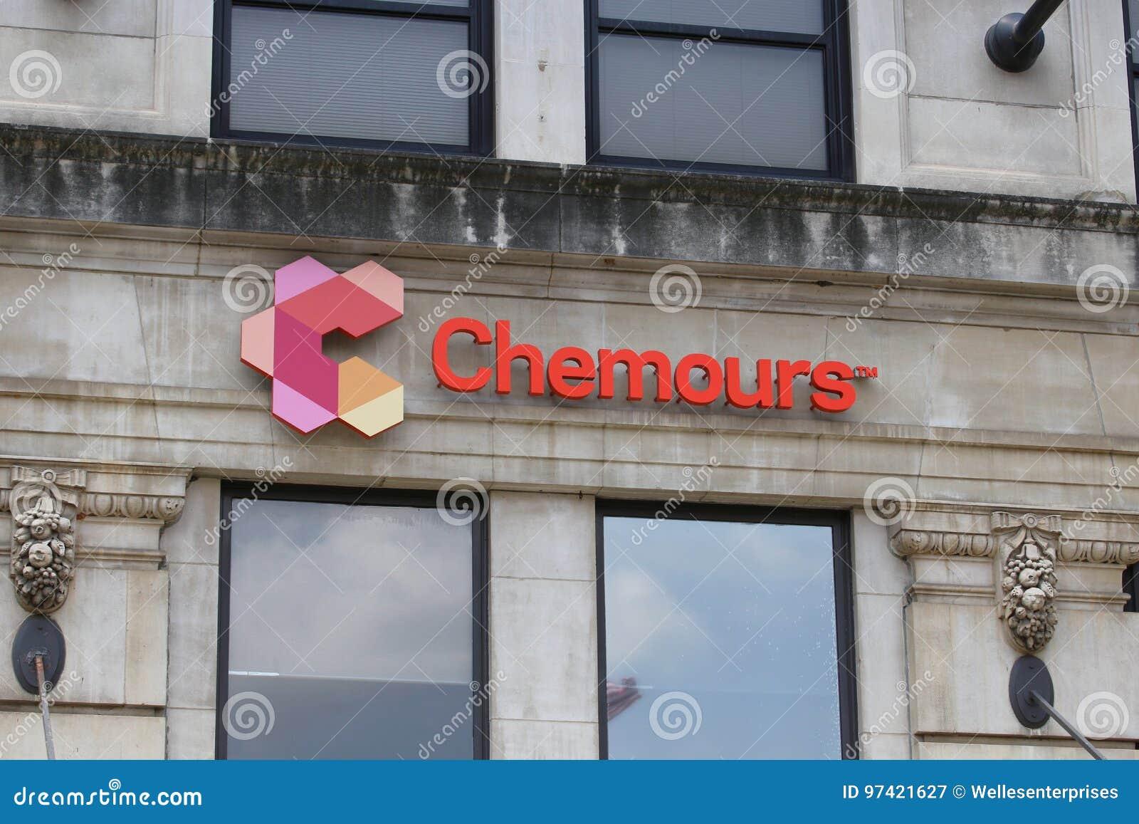 Штабы Chemours Компании