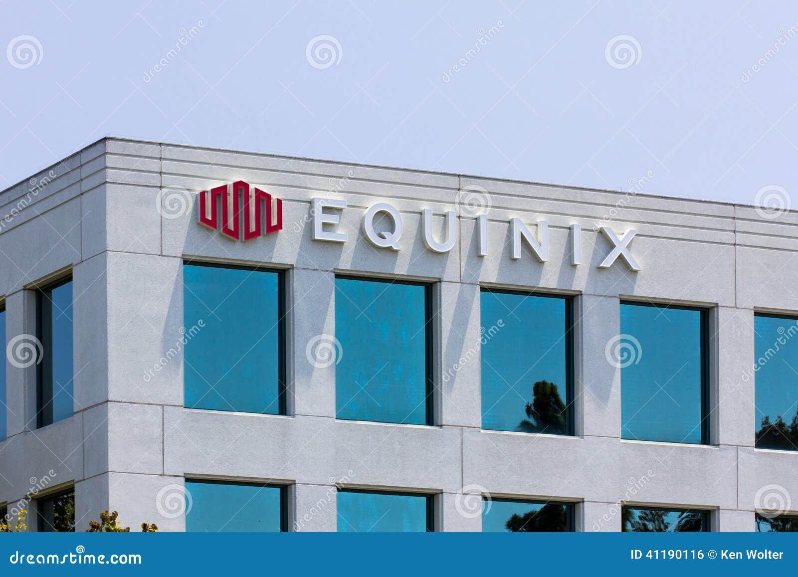 Штабы Equinix корпоративные