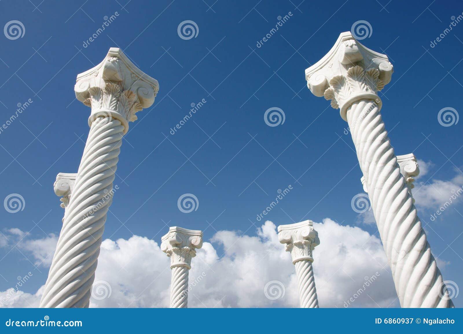 штендеры колонок